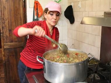 Wafa's, a Lebanese restaurant in Forest Hills, serves traditional food from Northern Lebanon.
