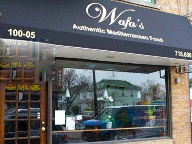 <p>Wafa&#39;s Restaurant is located at at 100-05 Metropolitan Avenue in Forest Hills.</p>