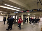 Man Fatally Struck by Subway Train at Times Square