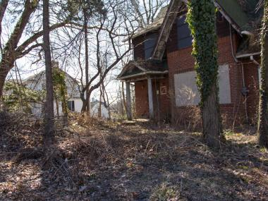 Neighbors said that 11 Nixon Ave. has been left in disarray for nearly 19 years.