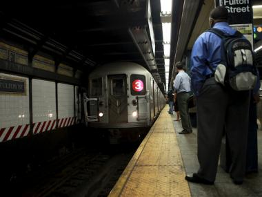 3 train service will be suspended all weekend, the MTA announced.