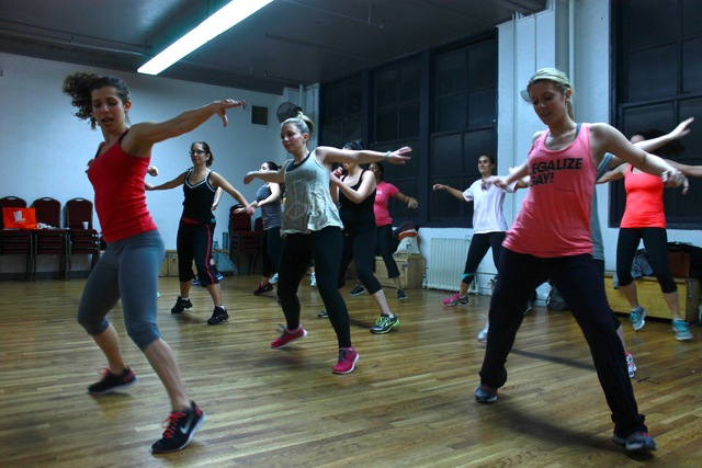 <p>Like Zumba, the class centers around familiar dance moves, but 305 fitness is more hip and young, said Kurzban, who said her classes are mostly filled by women in their 20s.</p>