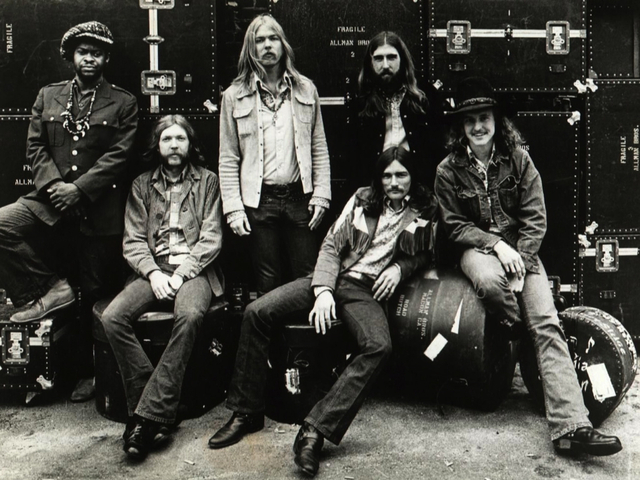 <p>The Allman Brothers Band were formed in 1969 by brothers Duane and Gregg Allman, and is still fronted by Gregg. They have made The Beacon Theatre their NYC home - on this tour they are playing 11 shows, until March 17.</p>
