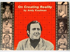 Interactive Art Exhibition on Comic Andy Kaufman