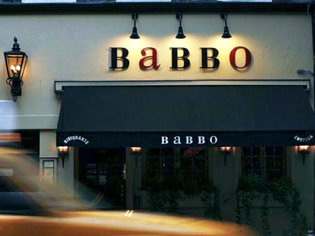 <p>The Mario Batali-owned hot spot Babbo hit an unexpected snag to a zoning approval it needs to continue to operate when a neighbor&#39;s complaint about noise Feb. 13, 2013 delayed a needed vote.</p>