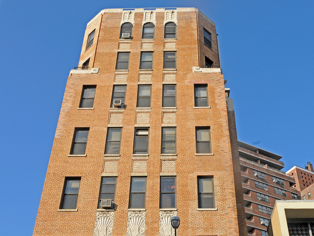 <p>The Bialystoker building was built between 1929 and 1931, according to Friends of the Lower East Side, Feb. 12, 2013.</p>
