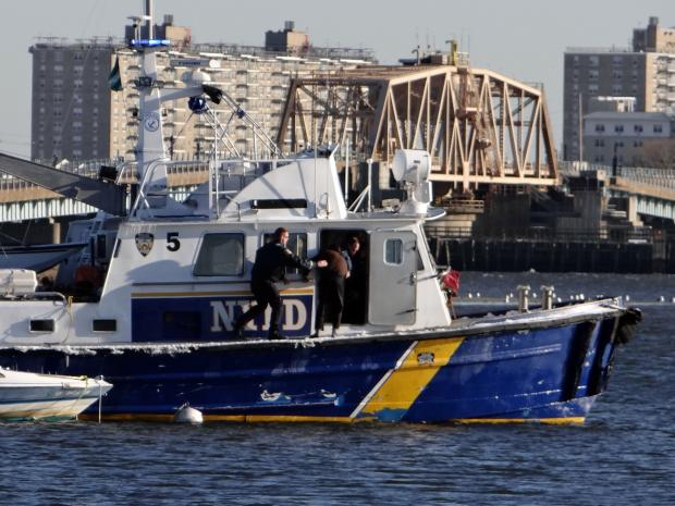 A 71-year-old man and a second kayaker were rescued Saturday afternoon off Broad Channel on Feb. 9, 2013.