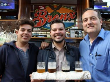 The Bronx Beer Hall will serve New York-brewed ale and eclectic eats inside the historic market.