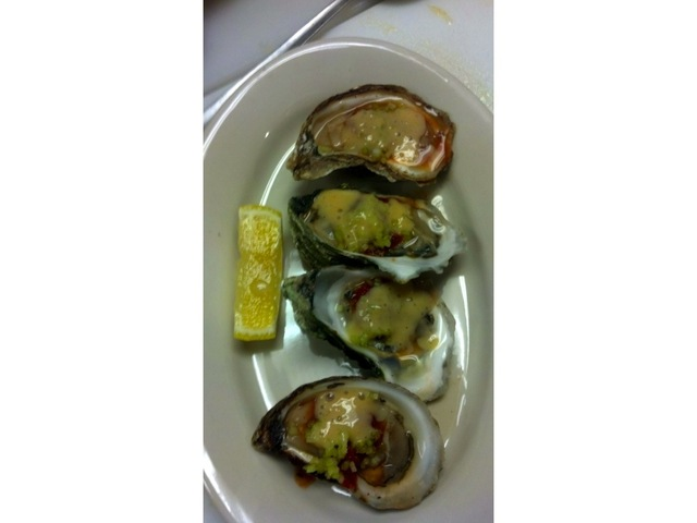 <p>East Coast oysters with a Ketel One bloody mary relish will be served at Cherrywood Kitchen.</p>