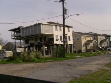 Council Tries to Halt Katrina-Like Debacles as Sandy Victims Elevate Homes