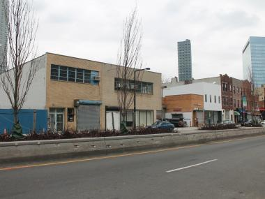 Rockrose's plans to transform the developing Queens neighborhood could bring a beer hall or music venue.