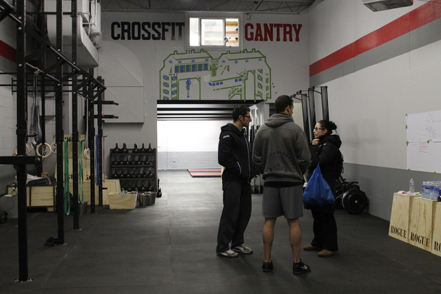 <p>Jay Hachadoorian, a former triathlete and personal trainer, opened CrossFit Gantry in February 2013 at 10-20 47th Road in Long Island City. The gym will be offering special introductory rates during the month of February.</p>