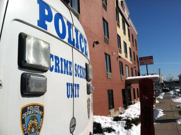 Man Found Strangled In Elmhurst Hotel Room Officials Say