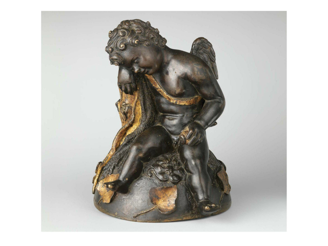 <p>The classics have long played a significant role in fine art, and Renaissance interest in Greco-Roman myth manifests itself in this statue, which dates to Northern Italy in the early&nbsp;16th&nbsp;Century.&nbsp;</p>