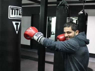 The first neighborhood's boxing club will also offer kickboxing classes.