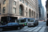 DOT Mulls Closing Part of Park Avenue for Bike Parking