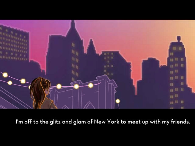 <p>Disney City Girl lets users create avatars that try to make it in the big city after leaving their hometown.</p>