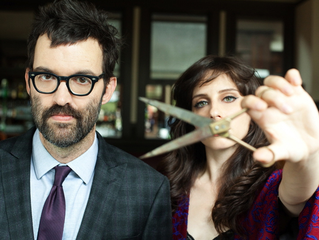 <p>Eels are primarily the work of multi-instrumentalist Mark Oliver Everett. At Webster Hall, Friday night.</p>