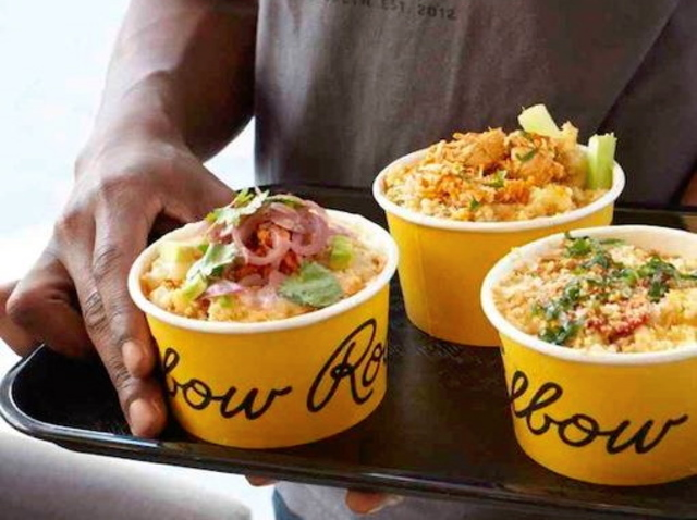 <p>The Elbow Room has locations in Newark and at the Barclays Center. Its opening a takeout counter at 229 Flatbush Ave.</p>
