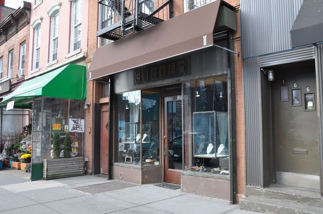 <p>Elleven Jewelry at 168 Court Street.</p>