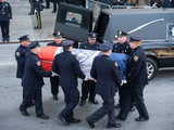 Family and Friends Honor Ed Koch at Funeral