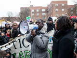 Ramarley Graham Remembered With Protest March