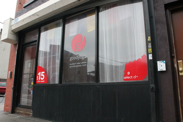 <p>Good Yoga, at 602 Myrtle Ave., is opening a new juice bar and cafe.</p>