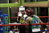 Boxing Champ Trainer Hosts Golden Gloves Match in Bushwick Gym