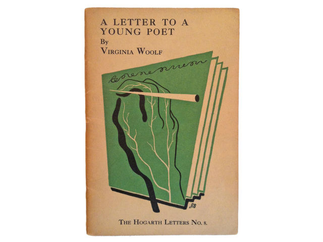 <p>A 1932 copy of Virginia Woolf&#39;s &quot;A Letter to a Young Poet&quot; will be for sale at the Greenwich Village Antiquarian Book Fair Feb. 23-24, 2013. It costs $125.</p>