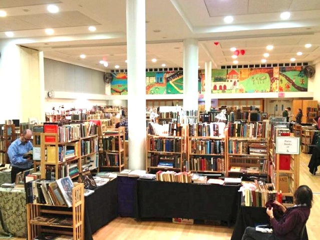 <p>The Greenwich Village Antiquarian Book Fair will be held at P.S. 3 in the West Village for the 34th year on Feb. 23 and 24, 2013.</p>