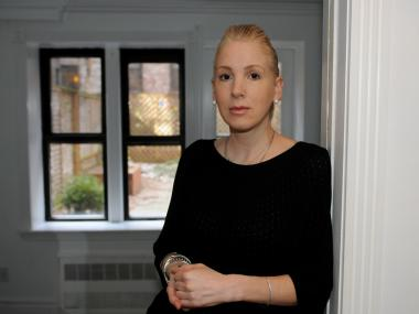 Cancer survivor Heatheran Kristopher, 43, was evicted from her apartment at 336 East 81st Street because her landlord was afraid she would go into remission and be unable to pay her rent, according to a federal lawsuit, Feb. 4, 2013.