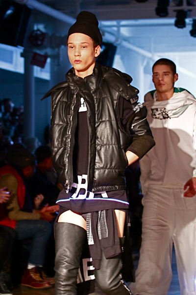 <p>First look of the collection leads the end of show line up</p>