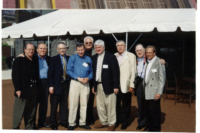 <p>The class of 1953 from J.H.S. 50 has gathered three times over the past decade, after a few alumni organized to reunite the group</p>