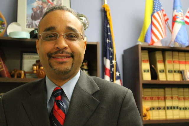 <p>State Sen. Jose Peralta is running for Queens Borough President in 2013. His experience in a diverse district makes him uniquely qualified, he said.</p>