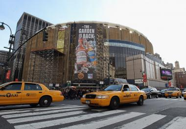 MSG is applying to renew a city permit that has allowed it to operate as an arena for the past 50 years.