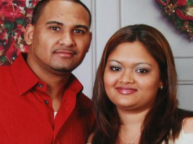Marisha Cheong and L.J. Balkaran dated for five years. She disappeared in December. Her body was found floating in Rockaways marshland on Saturday.