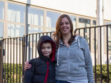 Parents fear that when their program at P.S. 69 graduates to middle school, it will hurt their children.