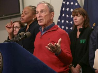 The best of Mayor Michael Bloomberg's casualwear.