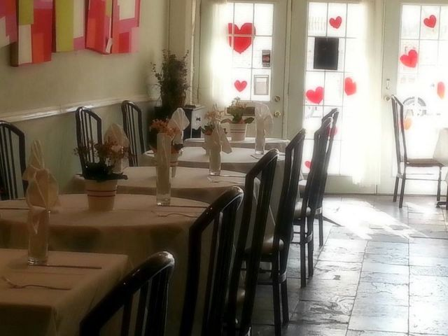 <p>My Kitchen getting ready for Valetine&#39;s Day.</p>