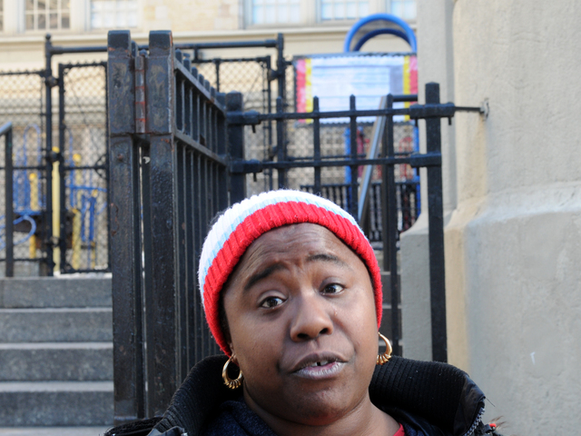 <p>Nakia Matthews, 38, said her daughter will start at P.S. 33 come fall and now she&#39;s nervous given Thursday&#39;s incident.</p>