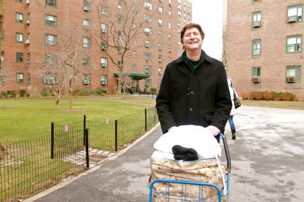 Peter cooper tenants demand rent cuts over sandy shuttered for Peter cooper village rent