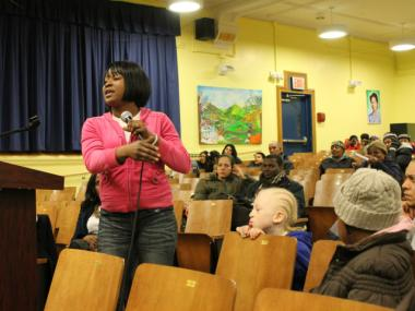 Parents have demanded a role in the new schools' hiring process and a district-wide improvement plan.