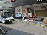 Elderly Man Seriously Hurt When Car Crashes Through Queens Storefront