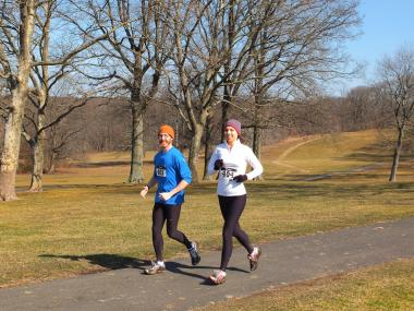 "The fourth annual Staten Island ""Cold Feet"" 10K trail race will be held on Saturday, Feb. 16, 2013. The race will challenge people to run in any weather conditions mother nature may throw at them in the winter."