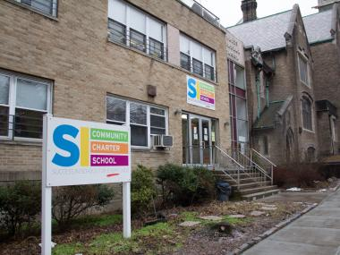 The Staten Island Community Charter School, which opened in 2009, focuses on teaching conflict resolution in addition to academics, Feb. 8, 2013.