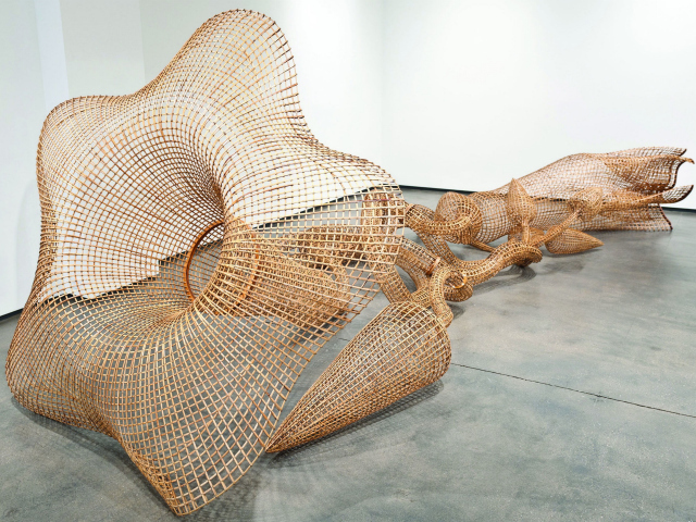 <p>&quot;Morning Glory,&quot; by Sopheap Pich.</p>