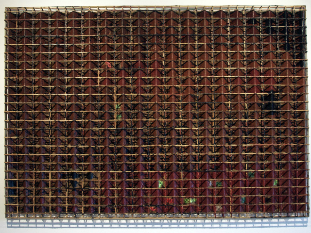 <p>&quot;Ratanakiri Valley Drip,&quot; by Sopheap Pich.</p>