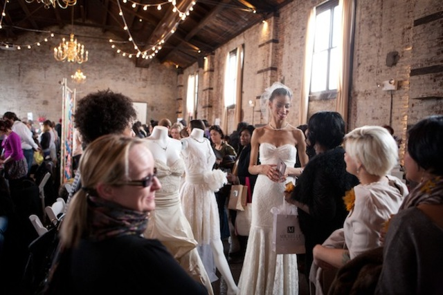 <p>Wedding Crashers is a Brooklyn-Based wedding fair that is hosted at the Green Building on Union Street.</p>