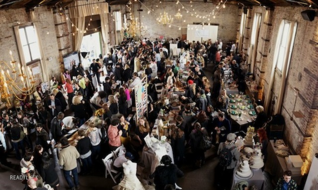 <p>This is the fourth year of Wedding Crashers, taking place at the Green Building on March 10.</p>