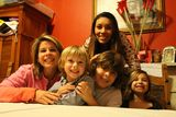 Parents Squeeze Into Tight Space to Find Room for Live-in Au Pairs